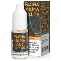 Icy Mango Nic Salt eLiquid by Pacha Mama