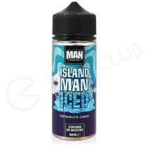 Island Man Ice Shortfill E-Liquid by One Hit Wonder 100ml