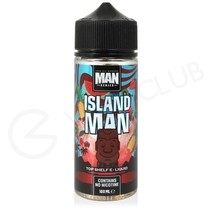 Island Man Shortfill E-Liquid by One Hit Wonder 100ml