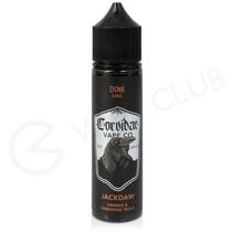 Jackdaw Shortfill E-Liquid by Corvidae 50ml