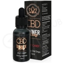 Jelly Candy CBD Oral Drops by Dinner Lady