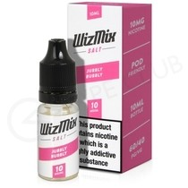 Jubbly Bubbly Nic Salt eLiquid by Wizmix