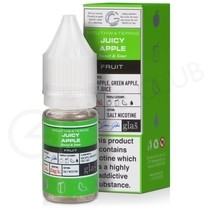 Juicy Apple Nic Salt eLiquid by Glas Basix