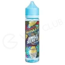 Jungle Secrets Iced Shortfill E-Liquid by Twelve Monkeys 50ml