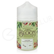 Juniper Mangosteen Apple Shortfill E-Liquid by Bloom 50ml