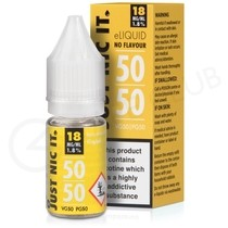 Just Nic It 50VG Nicotine Booster Shot by Just Nic It