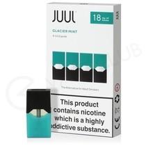 JUUL Glacier Mint Nic Salt E-Liquid Pod