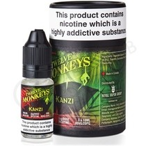 Kanzi E-Liquid by Twelve Monkeys
