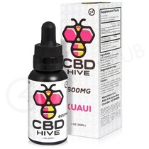 Kauai Oral Drops by CBD Hive