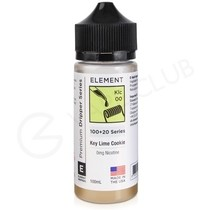 Key Lime Cookie Dripper Shortfill E-Liquid by Element 100ml