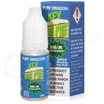 Key Lime Pie eLiquid by Puff Dragon