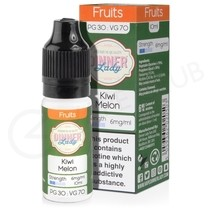 Kiwi Melon E-Liquid by Dinner Lady 70/30