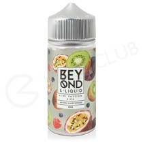 Kiwi Passion Kick Shortfill E-Liquid by Beyond 100ml