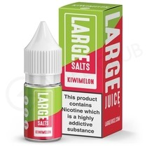 Kiwimelon Nic Salt E-Liquid by Large Juice