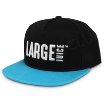 Large Juice Snapback Hat