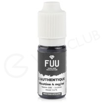 L'Authentique E-Liquid by The Fuu Original Silver