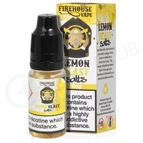 Lemon Blast Nic Salt E-Liquid by Firehouse Vape