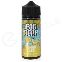 Lemon Cake Shortfill E-Liquid by Big Drip 100ml