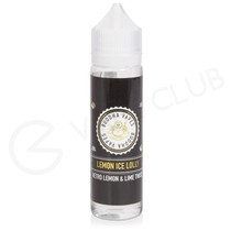 Lemon Ice Lolly Shortfill by Buddha Vapes 50ml