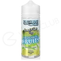 Lemon N Lime Fizz Ice Shortfill E-Liquid by Frostbite Fruits 100ml