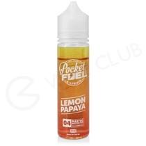 Lemon Papaya Shortfill E-Liquid by Pocket Fuel 50ml