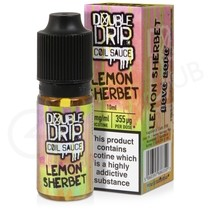 Lemon Sherbet eLiquid by Double Drip
