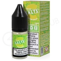 Lemon Sugar Nic Salt eLiquid by Crisp