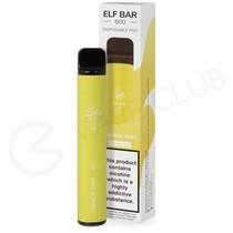 Lemon Tart Elf Bar Disposable Vape
