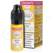 Lemon Tart E-Liquid by Dinner Lady 50/50