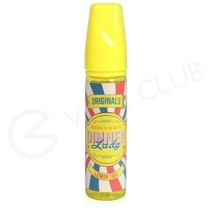 Lemon Tart Shortfill E-Liquid by Dinner Lady 50ml