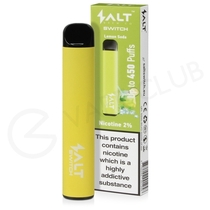 Lemonade Soda Salt Brew Company Switch Disposable Device