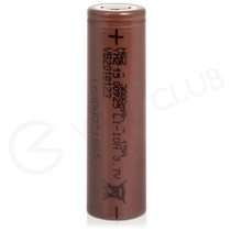 LG HG2 18650 Rechargeable Vape Battery (3000mAh 15A)