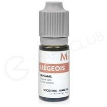 Liegeois Nic Salt E-Liquid by Minimal
