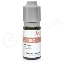 Liegeois Nic Salt E-Liquid by Minimal