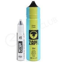 Lime Cola Shortfill E-liquid by Zap Juice 50ml