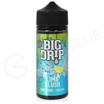 Lime Slush Shortfill E-Liquid by Big Drip 100ml