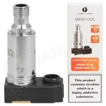 Lost Vape Orion Plus DNA Replacement Coils
