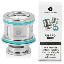 Lost Vape Ursa UB Pro Replacement Coils