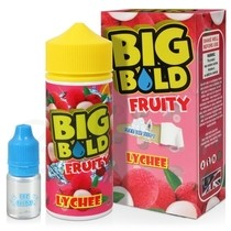 Lychee Shortfill E-Liquid by Big Bold 100ml