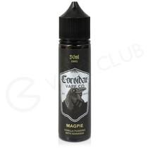 Magpie Shortfill E-Liquid by Corvidae 50ml