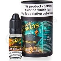 Mangabeys E-Liquid by Twelve Monkeys