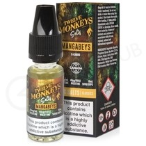 Mangabeys Nic Salt E-Liquid by Twelve Monkeys