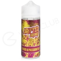 Mango & Passion Fruit 100ml Shortfill by Drifter Drinks