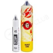 Mango Shortfill E-liquid by Zap! Juice Aisu Series 50ml