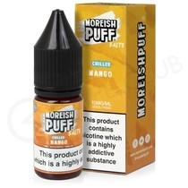 Mango Chilled Nic Salt E-Liquid by Moreish Puff