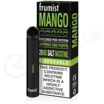 Mango Frumist Disposable Device