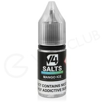 Mango Ice Nic Salt E-Liquid by V4 VAPOUR