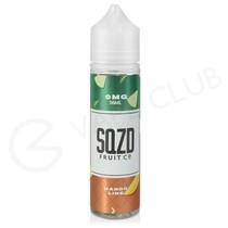 Mango Lime Shortfill E-Liquid by SQZD 50ml