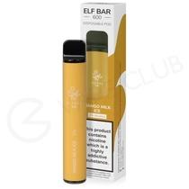 Mango Milk Ice Elf Bar Disposable Vape