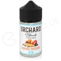 Mango Passion Ice Shortfill E-Liquid by Five Pawns Orchard Blends 50ml